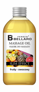 Olejek do masażu - SLIM EFFECT - fruity (owocowy)