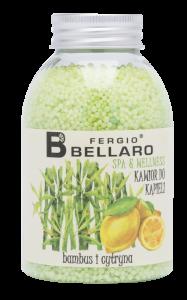 Fergio Bellaro Kawior do kąpieli - bambus i cytryna