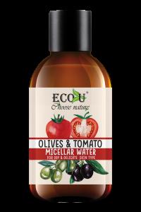 Płyn micelarny z ekstraktem pomidora i oliwek