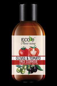 Żel do mycia twarzy z ekstraktem z pomidora i oliwek