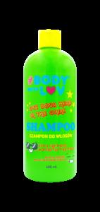 #Bodywithluv Szampon ekstra lekkość do włosów cienkich, słabych, ze skłonnością do wypadania 400 ml